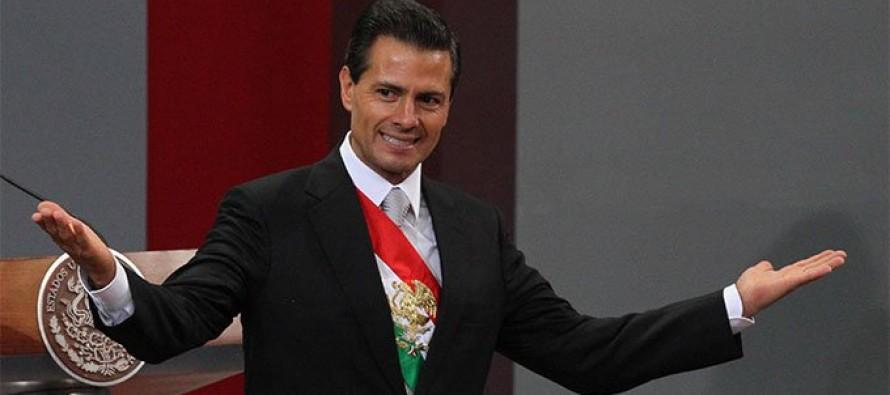 Baja la popularidad de Peña Nieto, revelan encuestas