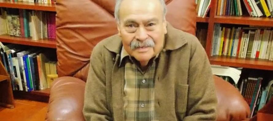 Medalla Belisario Domínguez al escritor y político Eraclio Zepeda