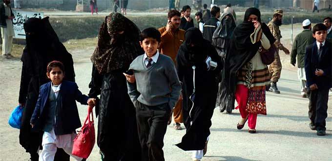 Escuela Pakistan
