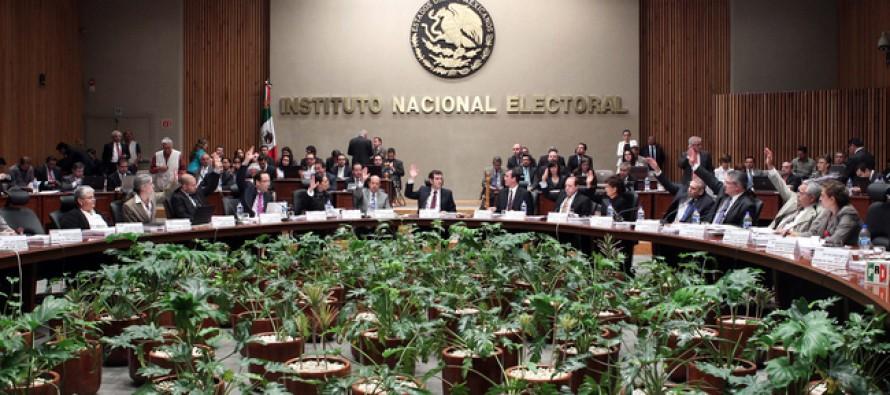 INE registra dos nuevas agrupaciones políticas