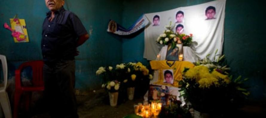 Autoridades corruptas, las que mataron a Alexander, dice la familia