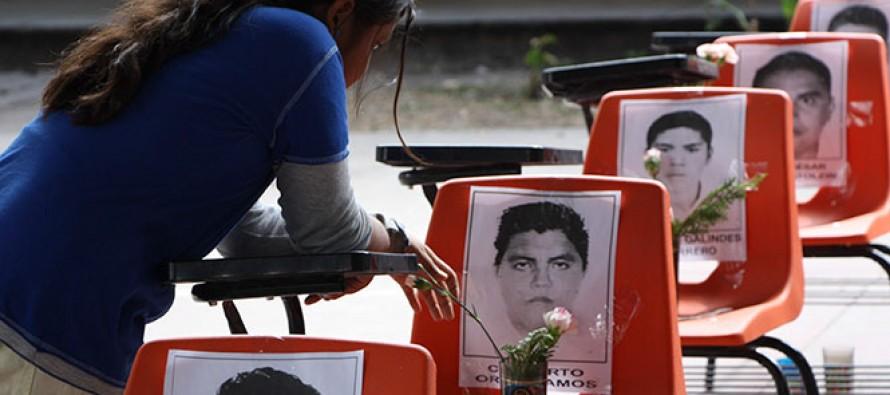 Hoy, la última marcha por Ayotzinapa de 2014