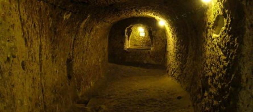 Descubren la mayor ciudad subterránea en Capadocia