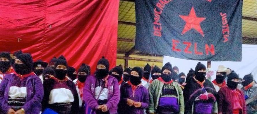 Invitará EZLN a padres de normalistas al Primer Festival contra el capitalismo