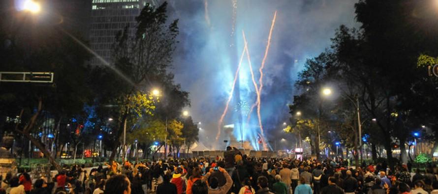 Alistan festejos de fin de año en Reforma