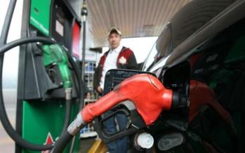 Litro de gasolina Magna se vende en 16.76 pesos, este jueves