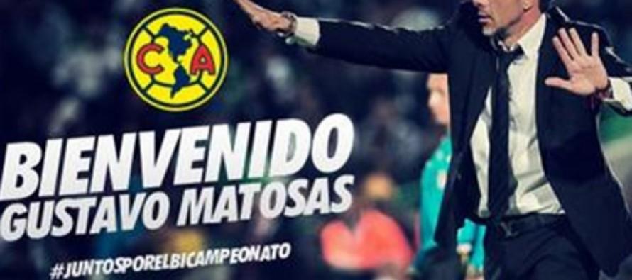 América hace oficial la llegada de Matosas como su nuevo técnico