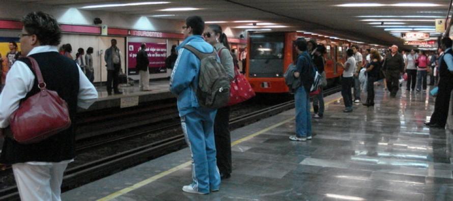 Anticipa GDF canalizar 883.2 millones de pesos a Línea 12 del Metro