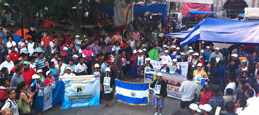 Caravana de madres de migrantes halla a tres desaparecidos