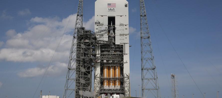 Cápsula Orion de la Nasa realizará su primer vuelo al espacio