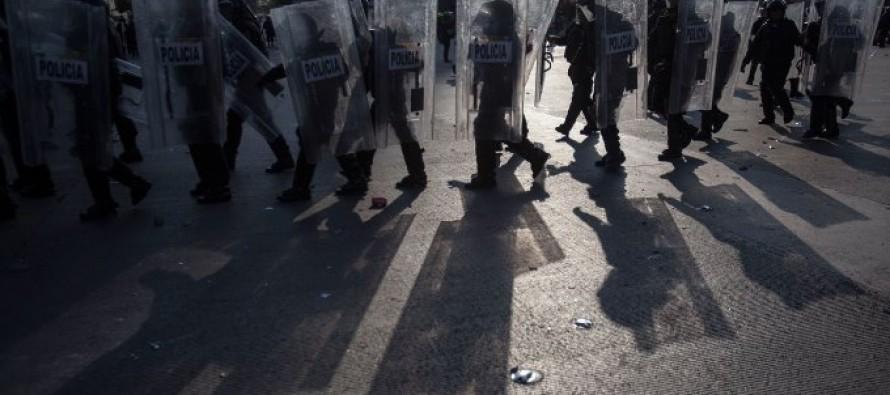 Crea GDF fuerza policial para controlar protestas