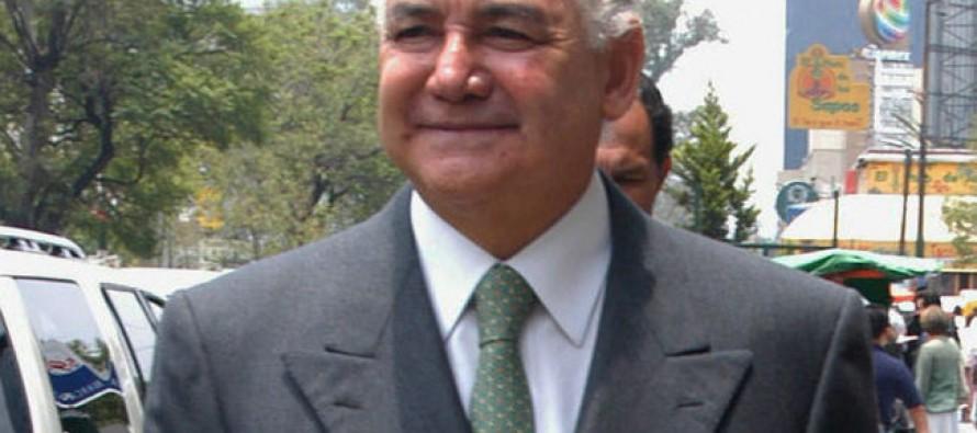 PRI no ha recibido petición para reincorporar a Raúl Salinas
