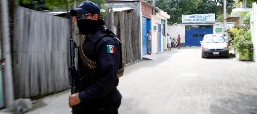 Secuestro disminuye 15.4% en México al cierre de 2014
