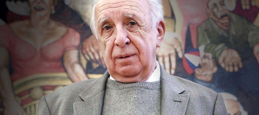 Homenaje a Vicente Leñero será este jueves en Bellas Artes