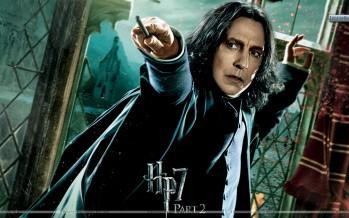 Murió el actor Alan Rickman, el célebre Severus Snape de Harry Potter