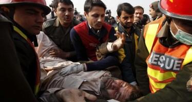 Atentado deja once muertos en Jamrud, Pakistán