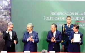 Ciudad de México-reforma --ya es entidad federativa