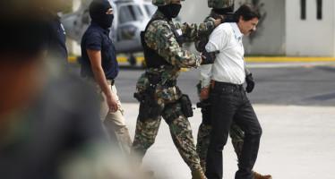"""La DEA felicita a México por la recaptura de """"El Chapo"""""""