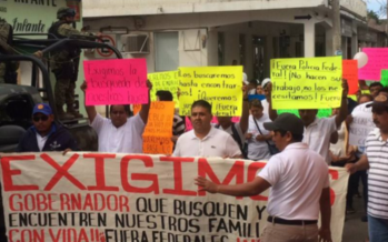 Hay al menos dos muertos entre las 17 personas desaparecidas en Guerrero