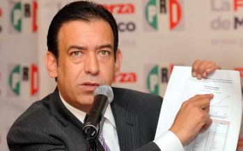 Humberto Moreira es detenido en el aeropuerto de Barajas, España