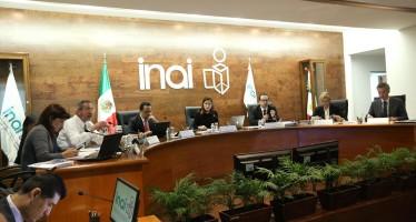 Instituciones del Estado sujetas al escrutinio público: INAI