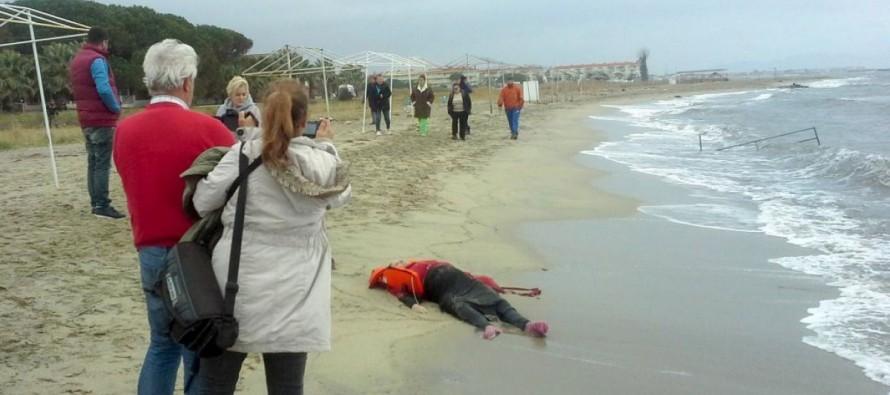 Naufragio frente a las costas de Turquía provoca 39 migrantes muertos