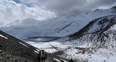 Se reportan tres decesos en el Nevado de Toluca