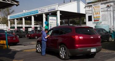 La verificación vehicular sube a 456.30 pesos en el DF