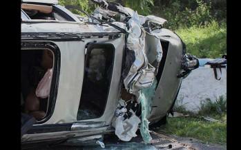 Cuatro mexicanos mueren en accidente automovilístico en Tailandia