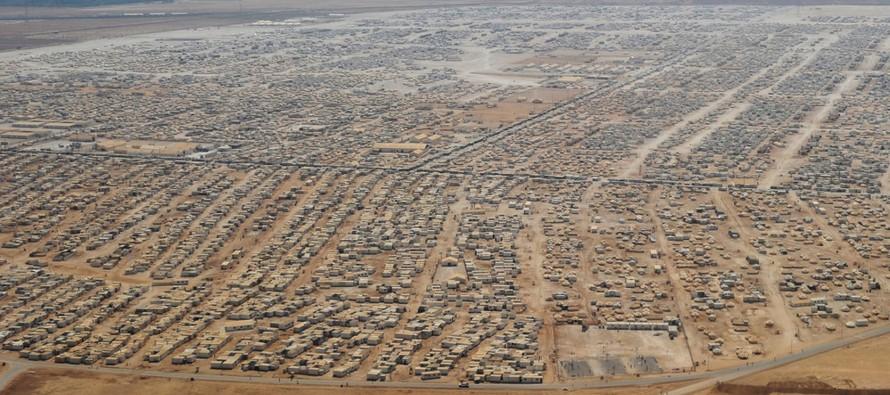 Zaatari, segundo mayor campo de refugiados del mundo
