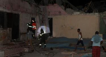 Mueren al menos 12 personas en ataque a hotel en Somalia
