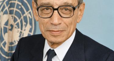 Falleció Butros Gali, ex secretario general de la ONU