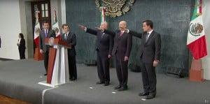 Cambios Gabinete-Protestan titulares de Salud-Pemex e  IMSS