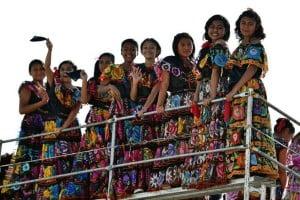 Chiapas visitado por el Papa