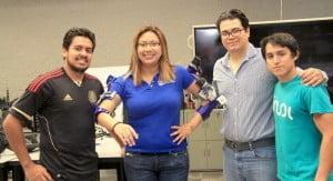 Estudiantes ITESM desarrollan exoesqueletos