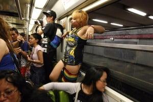 Flashmob Metro CDMX