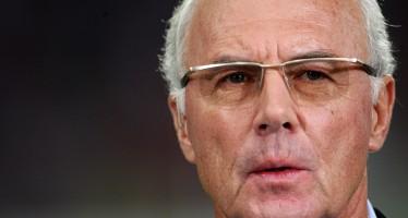 Sanciona la FIFA a Franz Beckenbauer