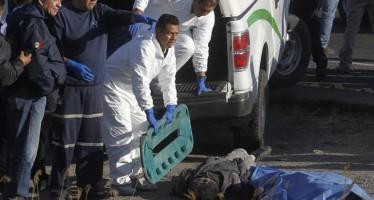 Hallan cuatro cadáveres en camino cercano al aeropuerto de Guadalajara