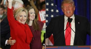 Cruz se impone a Trump en Iowa; Hillary Clinton fue casi empatada con Sanders