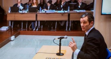 Iñaki Urdangarin negó ser comisionista en caso de corrupción en España