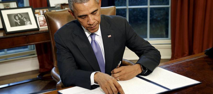 Obama firma ley que impone sanciones a Corea del Norte