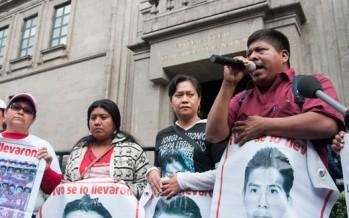 Padres de los 43 irán por una segunda búsqueda ciudadana en Iguala