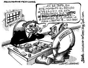 Reclusorios mexicanos