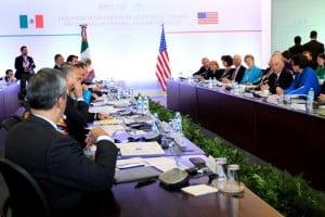 Reunión de alto nivel México-EU-Joseph Biden