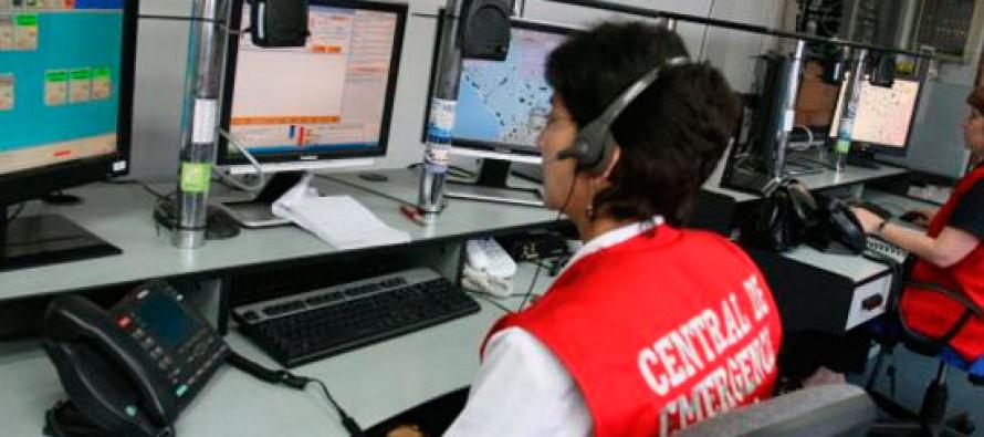 Piden sancionar llamadas falsas hechas a servicios de emergencia