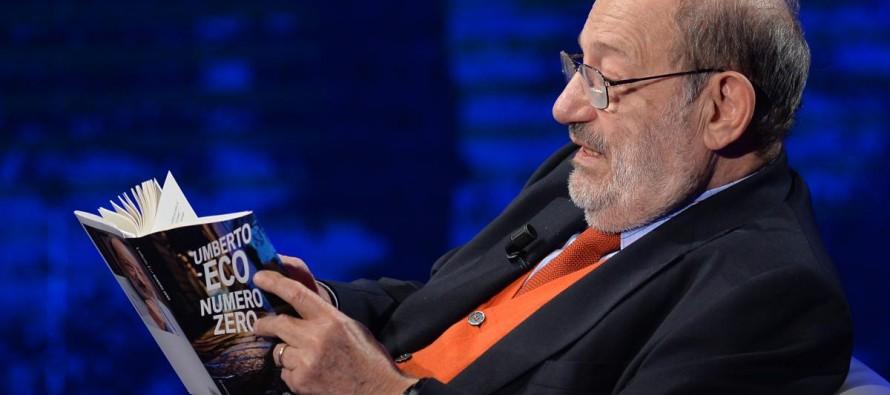 Falleció Umberto Eco, referencia intelectual de los siglos XX y XXI