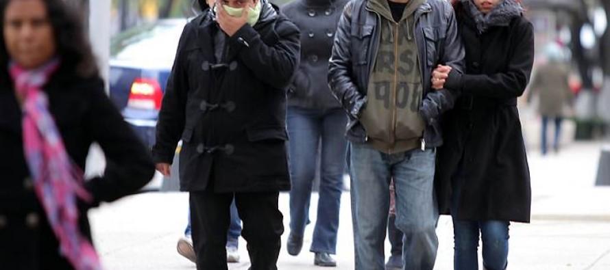 Habrá temperatura fresca a muy fría en el Valle de México