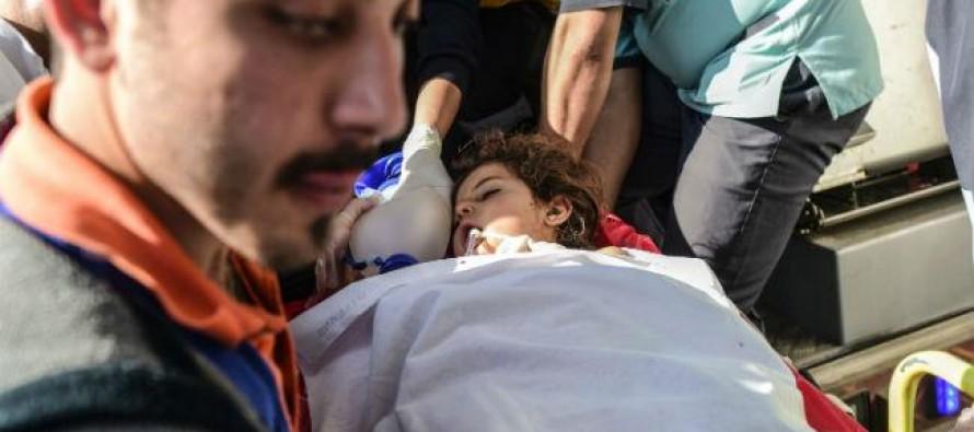 Contabilizan 50 muertos en ataques bombarderos en Siria