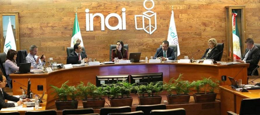 Cada vez más ciudadanos se interesan por saber el destino de recursos públicos: INAI
