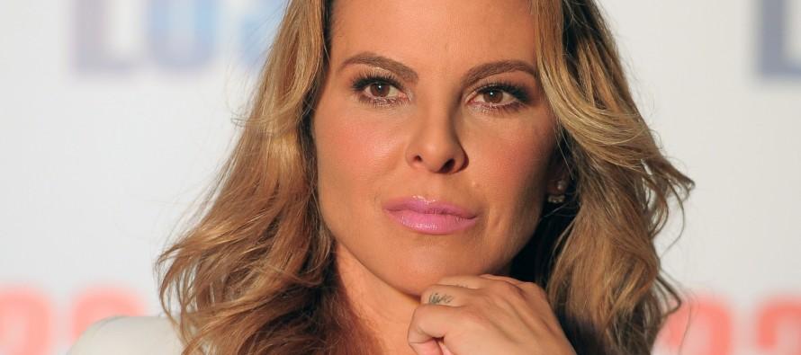 Kate del Castillo promovió un amparo para evitar su detención